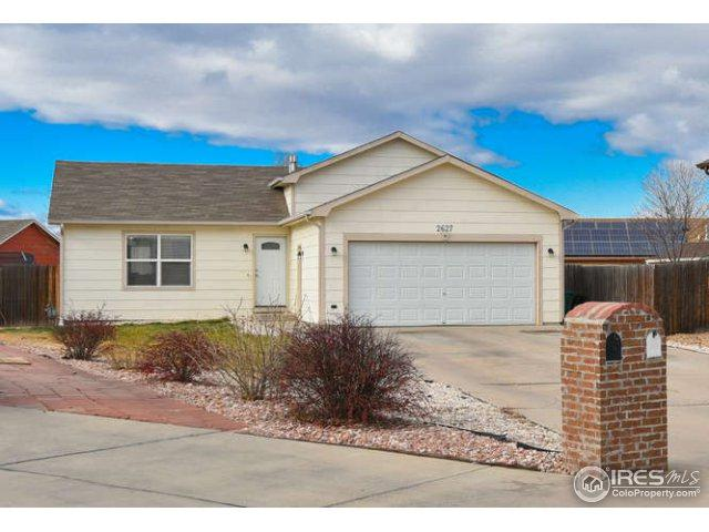 2627 Apple Ave, Greeley, CO 80631 (MLS #838318) :: The Daniels Group at Remax Alliance