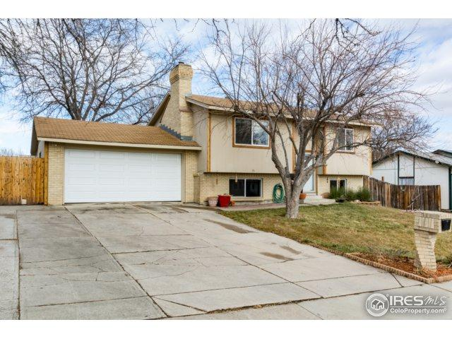 3011 W 134th Ave, Broomfield, CO 80020 (MLS #838319) :: The Daniels Group at Remax Alliance