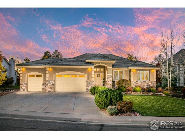 334 High Pointe Dr, Fort Collins, CO 80525 (#838325) :: The Peak Properties Group