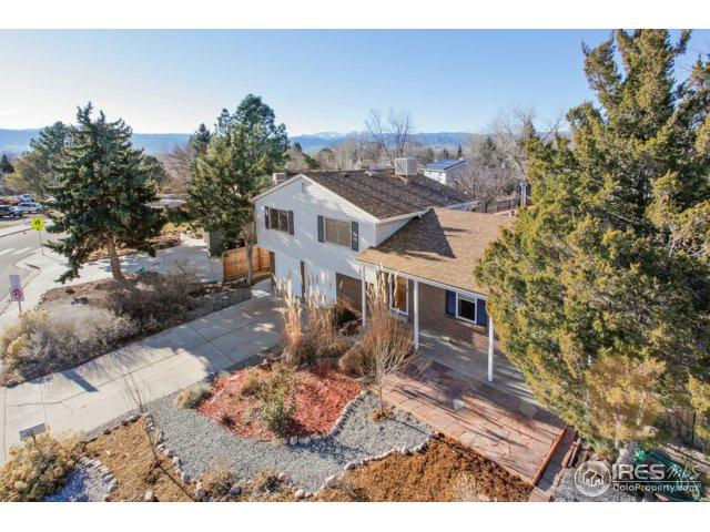4607 Concord Dr, Boulder, CO 80301 (#838354) :: The Peak Properties Group