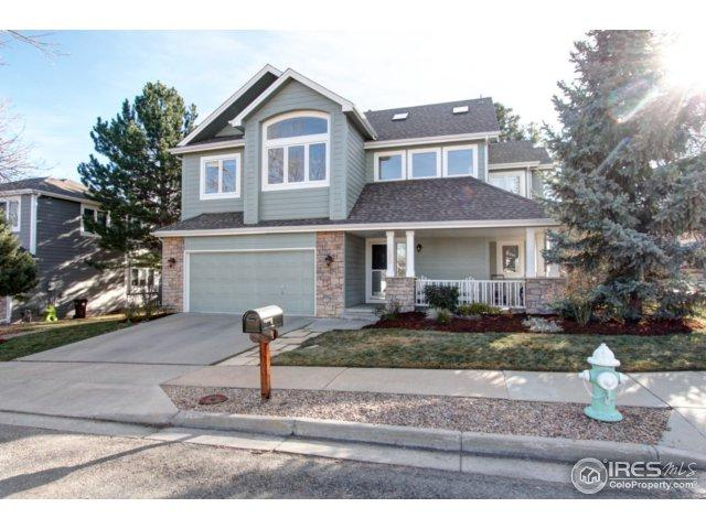 1282 Periwinkle Dr, Boulder, CO 80304 (MLS #838513) :: The Daniels Group at Remax Alliance