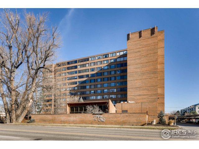 1850 Folsom St #307, Boulder, CO 80302 (MLS #838544) :: The Daniels Group at Remax Alliance