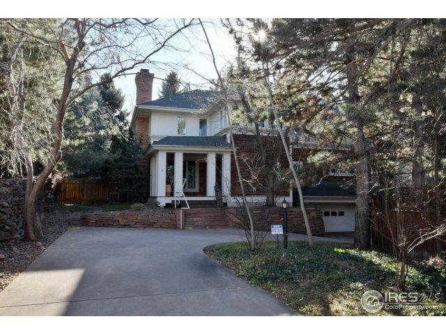 644 College Ave, Boulder, CO 80302 (#838555) :: The Peak Properties Group