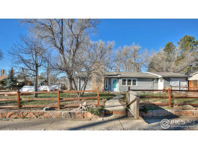 201 N Mckinley Ave, Fort Collins, CO 80521 (MLS #838819) :: Downtown Real Estate Partners