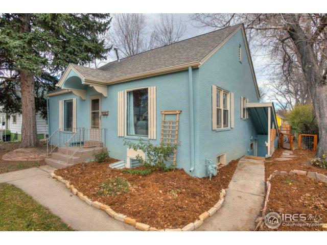 936 Akin Ave, Fort Collins, CO 80521 (MLS #838906) :: Downtown Real Estate Partners