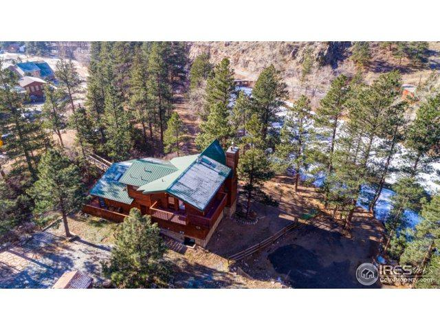 198 Smith Bridge Rd, Bellvue, CO 80512 (MLS #838953) :: Downtown Real Estate Partners