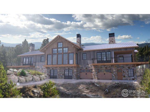25 Ridge View Rd, Nederland, CO 80466 (MLS #839202) :: 8z Real Estate