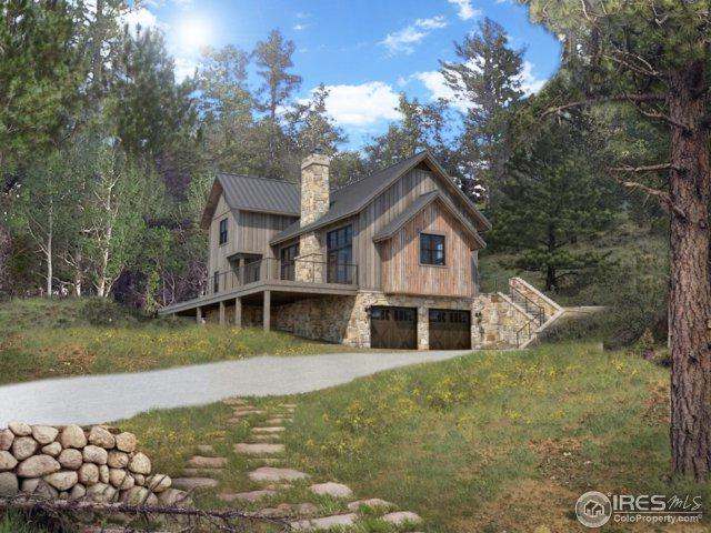 20 Ridge View Rd, Nederland, CO 80466 (MLS #839203) :: 8z Real Estate