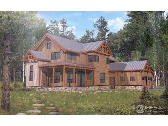 6 Caribou Ridge Dr, Nederland, CO 80466 (MLS #839206) :: 8z Real Estate