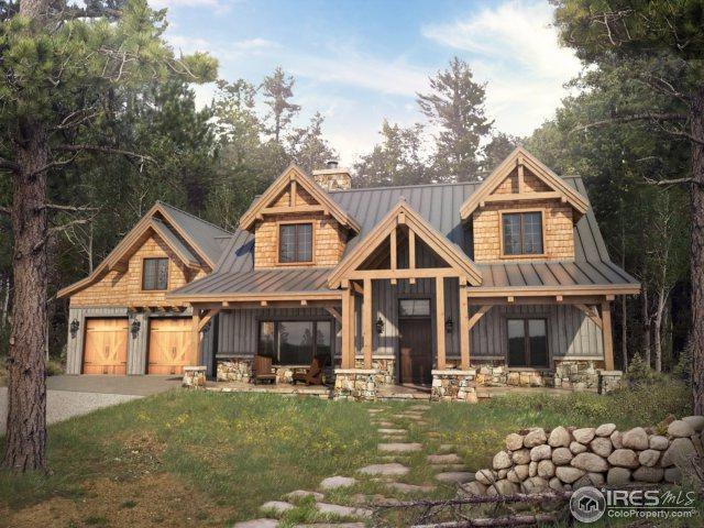 10 Caribou Ridge Dr, Nederland, CO 80466 (MLS #839207) :: 8z Real Estate