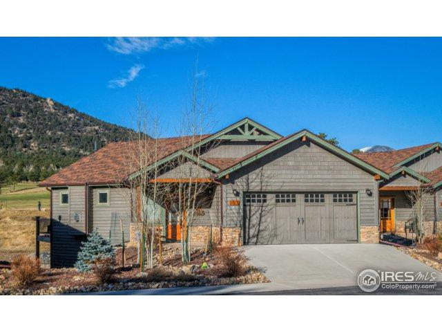 1157 Fish Creek Rd, Estes Park, CO 80517 (#839239) :: The Peak Properties Group