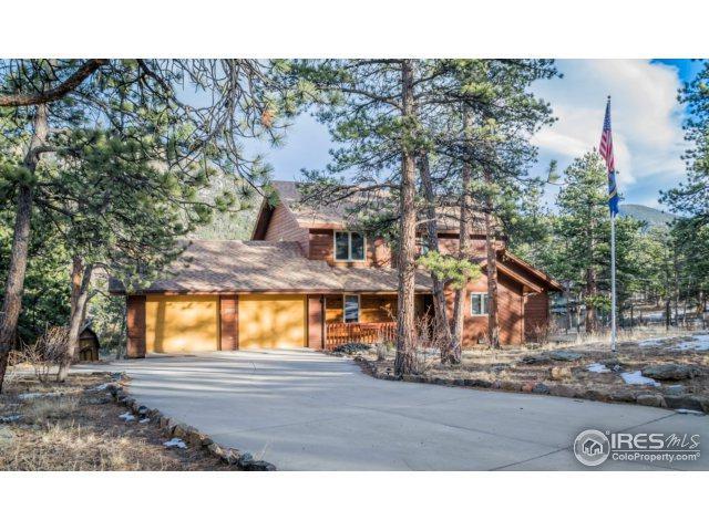 2850 Aspen Dr, Estes Park, CO 80517 (MLS #839312) :: 8z Real Estate