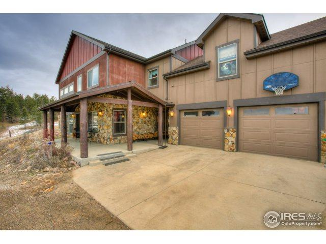 2565 Davis Ranch Rd, Bellvue, CO 80512 (MLS #839402) :: Downtown Real Estate Partners