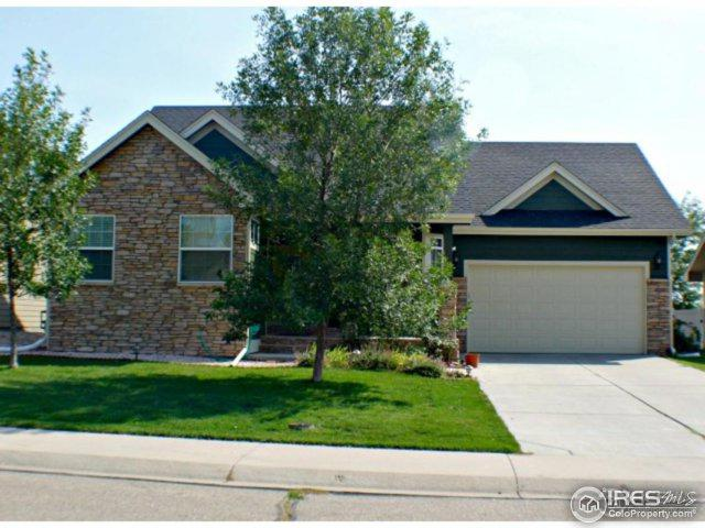 3218 66th Ave, Greeley, CO 80634 (#839409) :: The Peak Properties Group