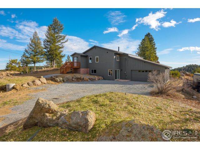 189 Valley Vista Ln, Boulder, CO 80302 (#839415) :: The Peak Properties Group