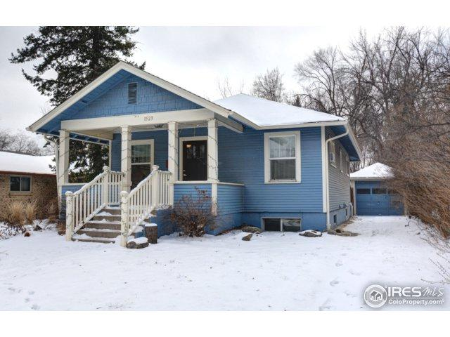 1523 W Mountain Ave, Fort Collins, CO 80521 (#839443) :: The Margolis Team