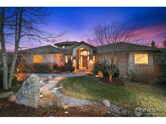 7469 Spring Dr, Boulder, CO 80303 (#839464) :: The Peak Properties Group