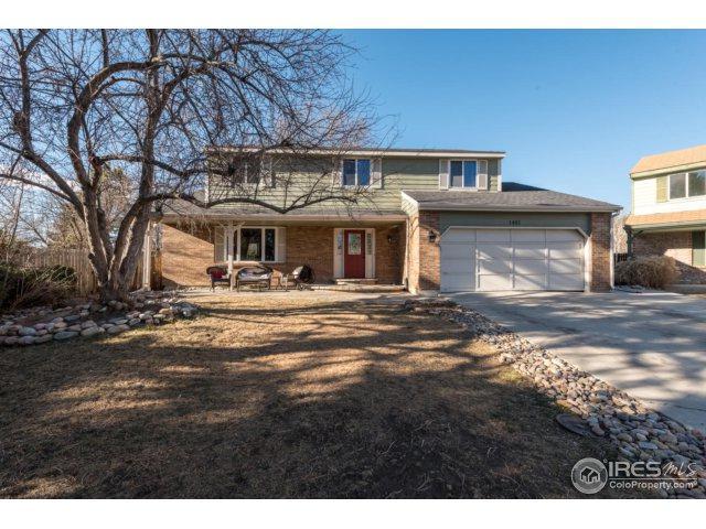 1441 E Long Pl, Centennial, CO 80122 (MLS #839467) :: 8z Real Estate