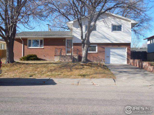 1313 Buchanan St, Sterling, CO 80751 (#839477) :: The Griffith Home Team