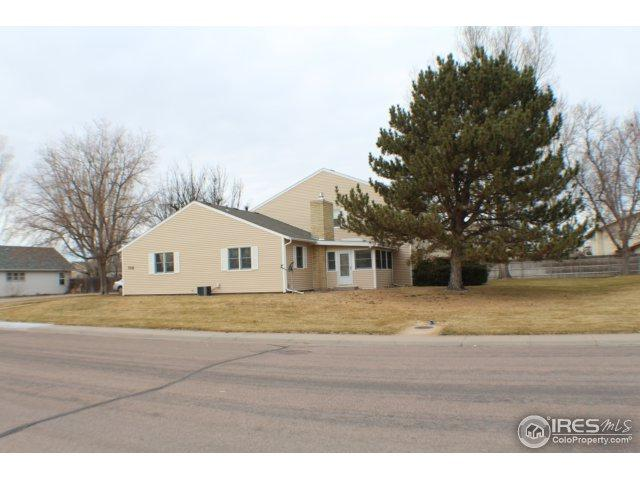 718 Park St A, Sterling, CO 80751 (MLS #839593) :: The Daniels Group at Remax Alliance