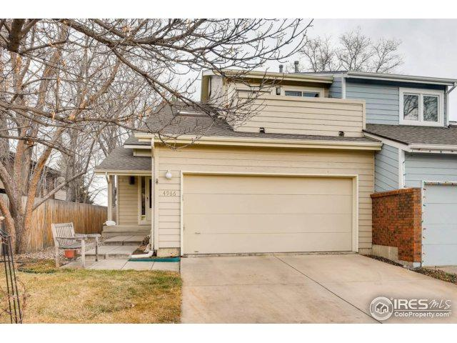 4966 Sundance Sq, Boulder, CO 80301 (MLS #839611) :: 8z Real Estate