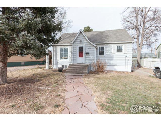 1807 12th St, Greeley, CO 80631 (MLS #839647) :: 8z Real Estate