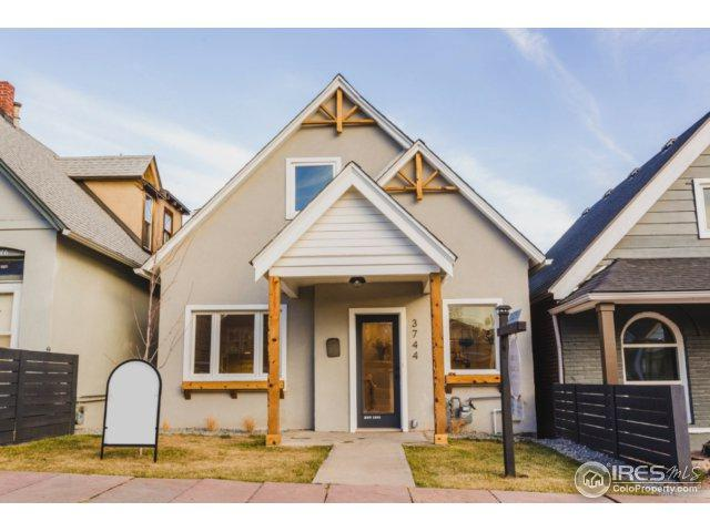 3744 Mariposa St, Denver, CO 80211 (MLS #839651) :: 52eightyTeam at Resident Realty