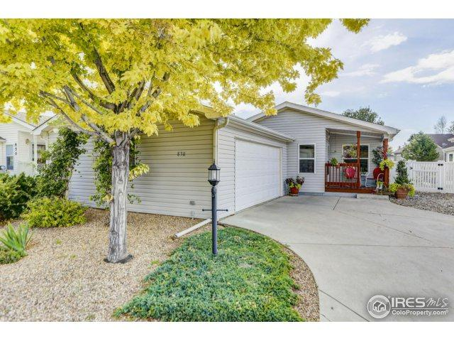 858 Vitala Dr, Fort Collins, CO 80524 (MLS #839656) :: 8z Real Estate