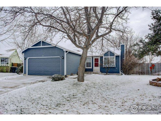 1805 Tyler Ave, Longmont, CO 80501 (MLS #839685) :: 8z Real Estate