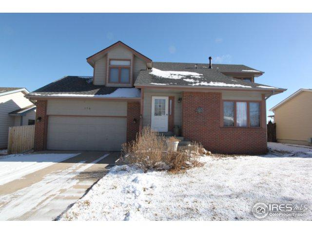 170 48th Ave, Greeley, CO 80634 (MLS #839690) :: 8z Real Estate