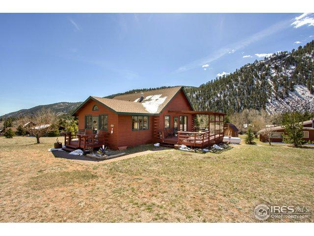 32759 Poudre Canyon Rd, Bellvue, CO 80512 (MLS #839706) :: Downtown Real Estate Partners