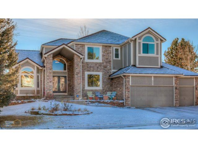 904 Pikes Peak Ln, Louisville, CO 80027 (#839745) :: The Umphress Group