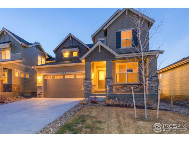1890 Los Cabos Dr, Windsor, CO 80550 (MLS #839762) :: Downtown Real Estate Partners