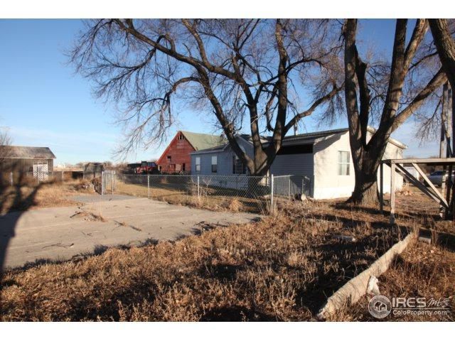 20864 Cr 32.2, Sterling, CO 80751 (MLS #839842) :: The Daniels Group at Remax Alliance