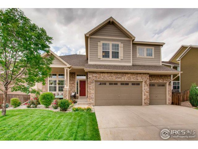 3069 E 152nd Pl, Thornton, CO 80602 (#839937) :: The Umphress Group