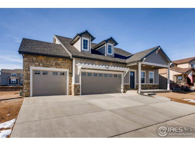 5965 Yellowtail St, Timnath, CO 80547 (#839943) :: The Griffith Home Team