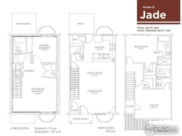 314 N Parkside Dr B, Longmont, CO 80501 (MLS #840036) :: Downtown Real Estate Partners