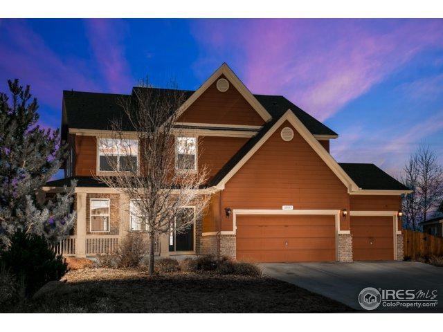 10955 Ebony St, Firestone, CO 80504 (MLS #840080) :: 8z Real Estate
