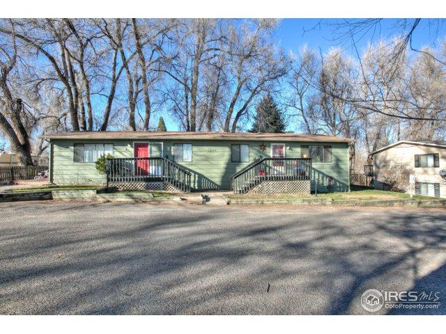 1228 Maple St, Fort Collins, CO 80521 (MLS #840370) :: Downtown Real Estate Partners