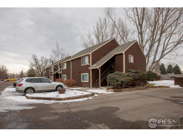 801 E Drake Rd #77, Fort Collins, CO 80525 (MLS #840406) :: The Daniels Group at Remax Alliance