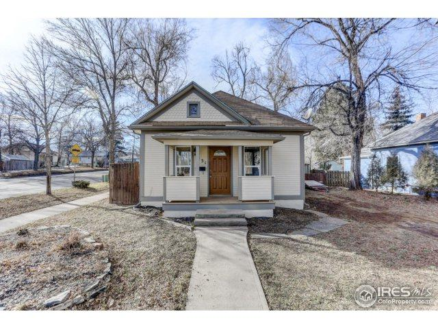 431 Whedbee St, Fort Collins, CO 80524 (MLS #840558) :: Tracy's Team