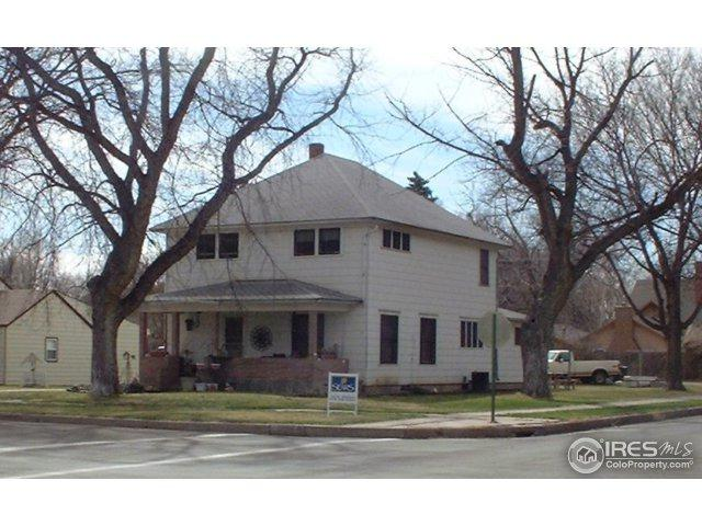 406 S Morlan Ave, Holyoke, CO 80734 (MLS #840587) :: Colorado Home Finder Realty
