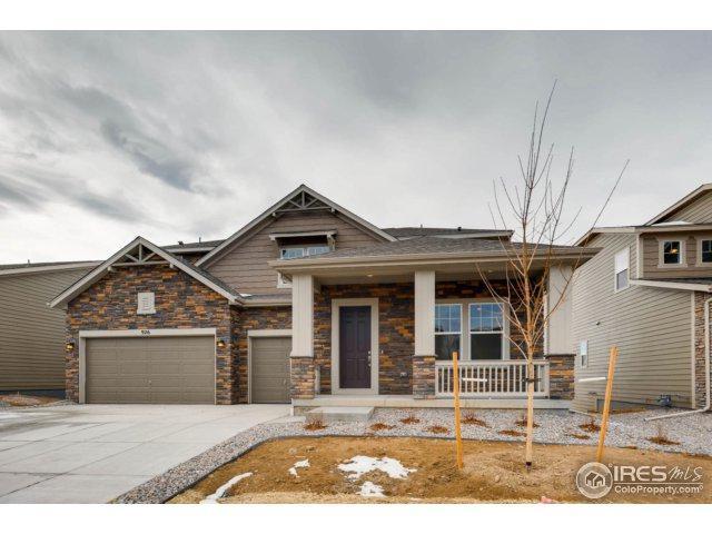926 Sundance Ln, Erie, CO 80516 (#840721) :: The Peak Properties Group