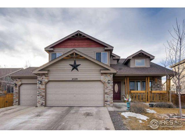 4529 Hayler Ave, Loveland, CO 80538 (MLS #840735) :: Downtown Real Estate Partners