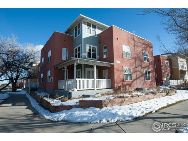 3390 Folsom St #108, Boulder, CO 80304 (MLS #840747) :: Downtown Real Estate Partners