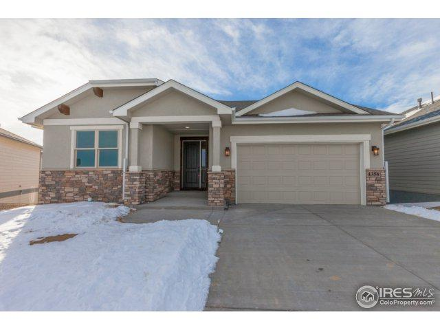 4358 Cicely Ct, Johnstown, CO 80534 (#840987) :: The Peak Properties Group