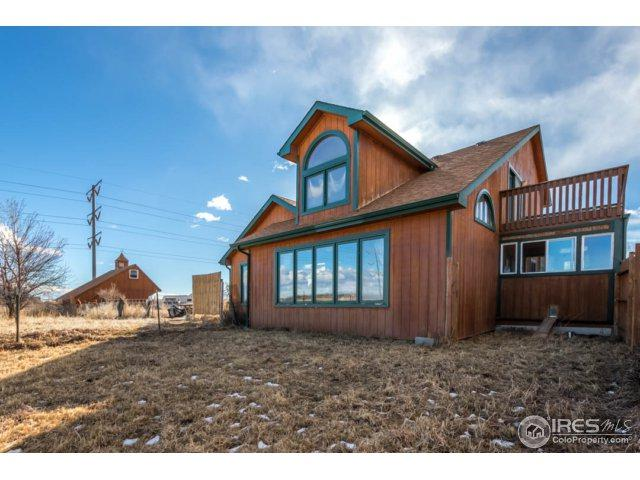 3108 Sunrise Dr, Laporte, CO 80535 (MLS #841002) :: Kittle Real Estate