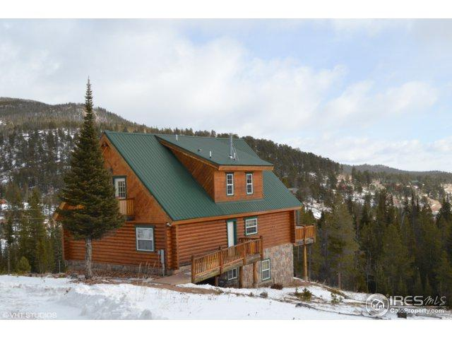 1718 Ottawa Way, Red Feather Lakes, CO 80545 (MLS #841076) :: Kittle Real Estate