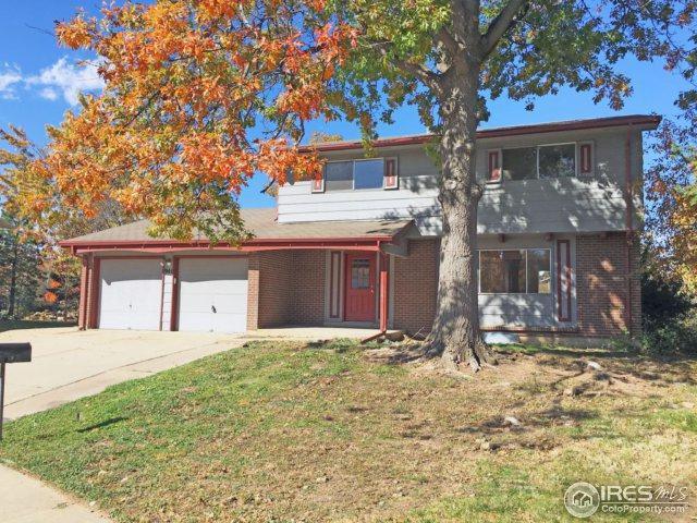 941 Teller Cir, Boulder, CO 80303 (#841136) :: The Peak Properties Group