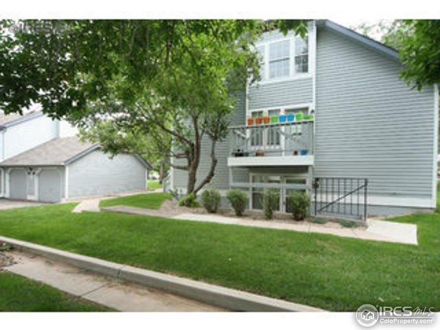 1601 W Swallow Rd D, Fort Collins, CO 80526 (MLS #841192) :: Downtown Real Estate Partners